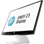 "HP® Envy 23 23"" Full HD IPS LED LCD Widescreen Monitor with Beat Audio"