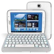 ZAGGkeys Folio White Backlit Keyboard