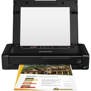 Epson WorkForce WF-100 Color Inkjet Wireless Mobile Printer, New
