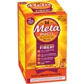 Metamucil Fiber Powder Smooth singles Orange 366gm, 12.9oz.
