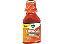 Vicks® Dayquil™ Liquid Cold & Flu; Multi-Symptom Relief 236mL, 8oz