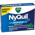 Vicks NyQuil LiquiCaps Cold & Flu; Nighttime Relief