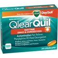 Vicks QlearQuil Daytime Sinus & Congestion Relief