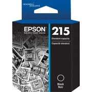 Epson T215120-S Black Ink Cartridge, Standard-Capacity