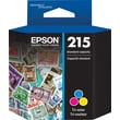 Epson 215 Color C/M/Y Ink Cartridge (T215530)
