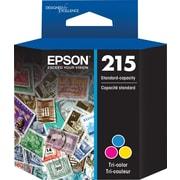 Epson 215 Color C/M/Y Ink Cartridge (T215530)