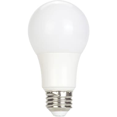Globe A19 LED Light Bulb, 40W, Soft White