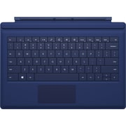 Microsoft Surface Pro Type Cover, Blue, For Surface Pro 3