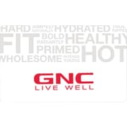 GNC Gift Cards