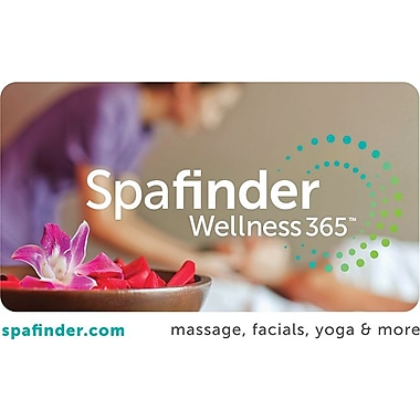Spafinder Wellness 365 Gift Card 50