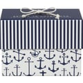 Paperchase Anchors Ahoy Rope Note Cards - Thank you & Blank