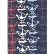 Paperchase Anchors Ahoy Linen Journal, Anchor