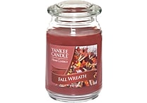 Yankee Candle® Fall Wreath Candle, Large Jar