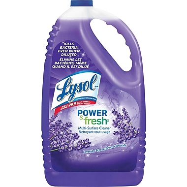Lysol All Purpose Cleaner, Lavender, 4.25L