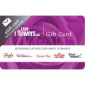 1800 Flowers Gift Cards (Email Delivery)