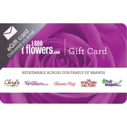 1800 Flowers Gift Card $50 (Email Delivery)