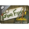 Cabela's Gift Cards (Email Delivery)