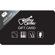 Guitar Center Gift Card $50 (Email Delivery)