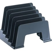 Officemate® Black Plastic Incline Sorter