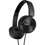 SONY (MDRZX110NC) Noise Cancelling Headphones, Black