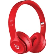 Beats by Dr. Dre Solo 2 On-Ear Headphones, Red