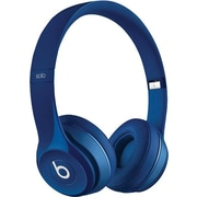 Beats by Dr. Dre Solo 2 On-Ear Headphones, Blue