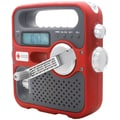 Eton American Red Cross SolarlinkFR360 Emergency Preparedness Radio w/ Weather Alert
