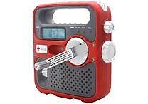 Eton American Red Cross SolarlinkFR360 Emergency Preparedness Radio w/ Weather Alert