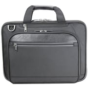 "Kenneth Cole Reaction PVC Zip-Around Universal Tablet Case/Writing Pad, Briefcase, 10.5"" x 13"" x 1.5"", Black"