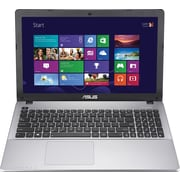 Asus® P550LAV 15.6 Notebook, Intel i7-4510U Quad Core 2 GHz