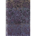 Paperchase Damask Floral Journal, Magnetic Closure, 6.5in.x8.75in.
