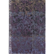 "Paperchase Damask Floral Journal, Magnetic Closure, 6.5""x8.75"""