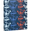 Paperchase Anchors Ahoy 1in. Binder