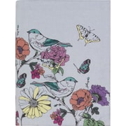 "Paperchase Bird & Floral Flexi Journal, 6.625""x5"""