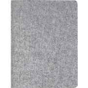 "Paperchase Wireless Notebook, Silver Metallic, 7""x9.25"""