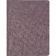 "Paperchase Wireless Notebook, Purple Metallic, 7""x9.25"""