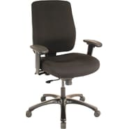 Tempur-Pedic® TP4100 fabric task chair, black