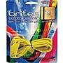 Alliance® Corner-To-Corner Rubber Bands, 8.5 Yellow, 3/Pk