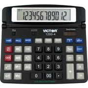 Victor 12-Digit Desktop Display Calculator