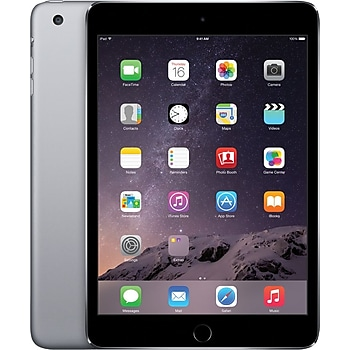 Apple iPad Mini 3 128GB Wi-Fi Tablet