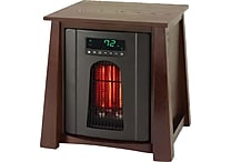 LifeSmart Lifelux 2000sqft Room Infrared Heater with Ionizer