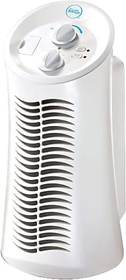 Febreze Mini Tower Hepa-Type Air Purifier, Gray 1018752