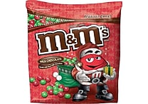 M&M's® Milk Chocolate Christmas Candies 42oz Bag