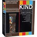 KIND Dark Chocolate Mocha Bar, 12 count