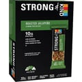 Strong & KIND Roasted Jalapeno Almond Protein Bar, 1.6 oz, 12 count