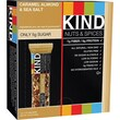 KIND Caramel Almond & Seasalt bar , 12 count
