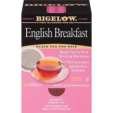 Bigelow English Breakfast Tea Pods 18/pack