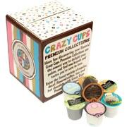 Crazy Cups Coffee Capsules, 30 count