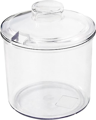 7oz Glass Condiment Jar with Lid