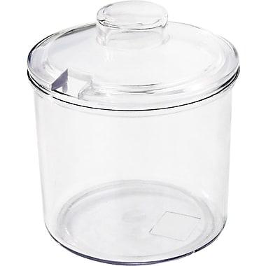 7oz Glass Condiment Jar with Lid